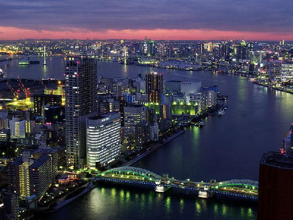 日本东京.-全球城市生活成本排名 中国大陆15城市上榜图片